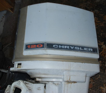 Cache on 1978 Mercury Outboard