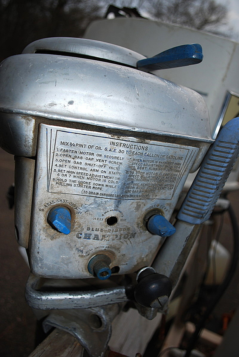 1960s Mercury 65 hp outboard for parts or restore $400 No longer available